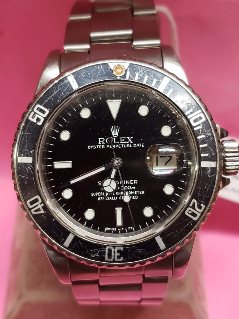 Barry Shapiro's Rolex Submariner