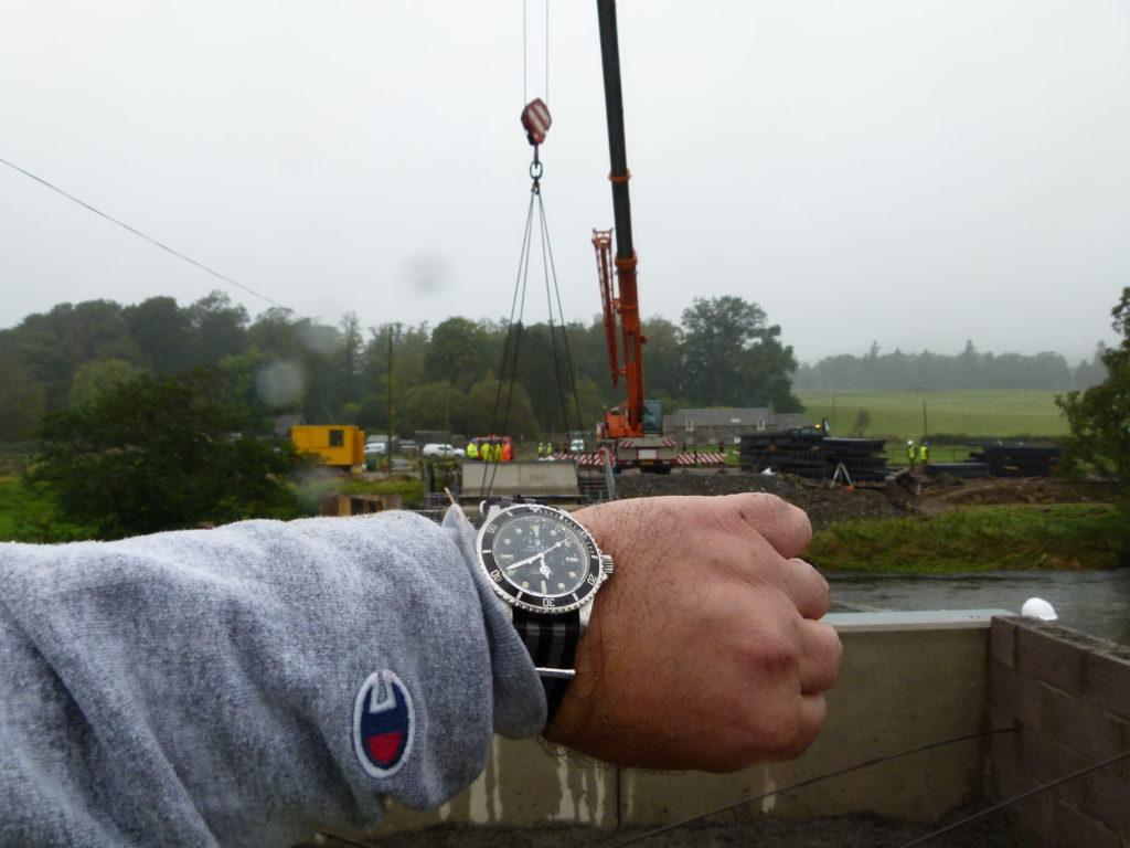 Thomas Nosker's Rolex 5513